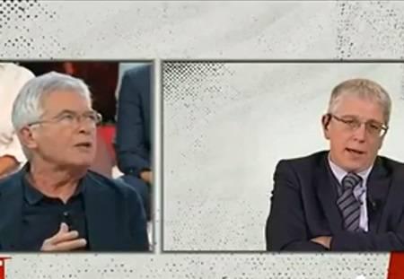 """Martelli a Giordano: """"Sei un animale"""""""