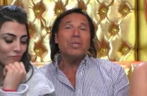 """Gf Vip, ora Merola si confessa: """"Vi racconto il sesso con Moana"""""""