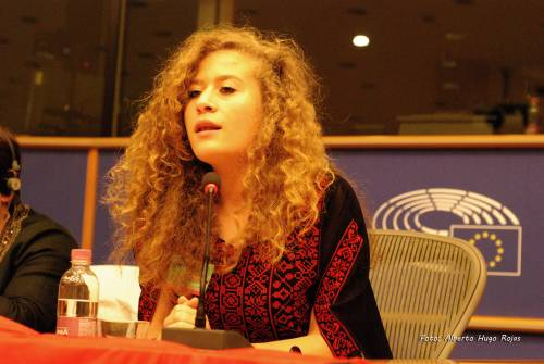 Il Real invita l'attivista palestinese e provoca l'ira di Israele