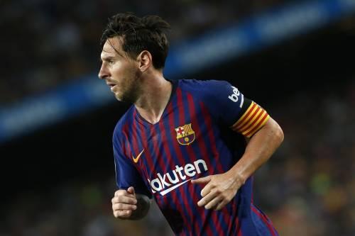 Lezione Barça, taglio stipendi per Messi & C