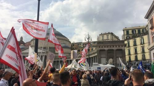 Salvini a Napoli: le voci della piazza  2