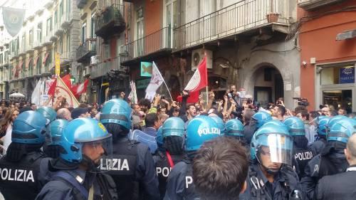 Salvini a Napoli: le voci della piazza  3