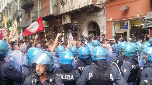 Salvini a Napoli: le voci della piazza  4