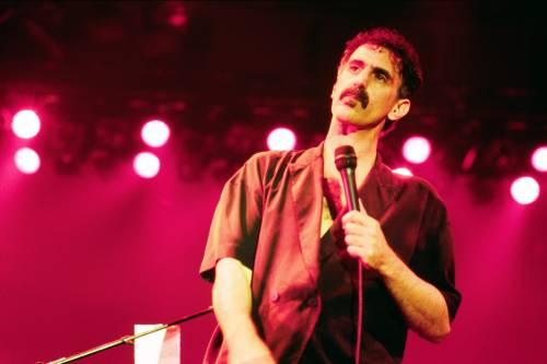 Settanta volte Frank Zappa inedito