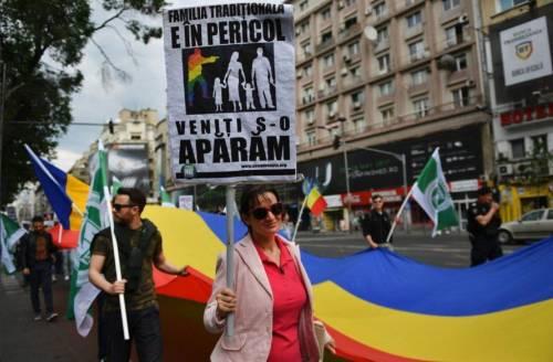 La Romania vota contro le unioni gay (e la sinistra di governo è favorevole)
