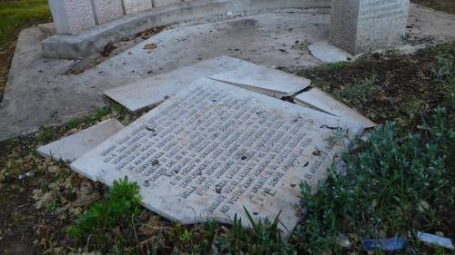 Bari, danneggiata la lapide di Aldo Moro e della sua scorta