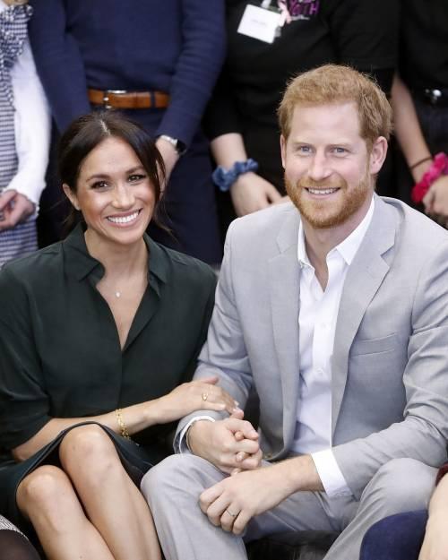 Royal Family, i giovani e ammirati principi 1