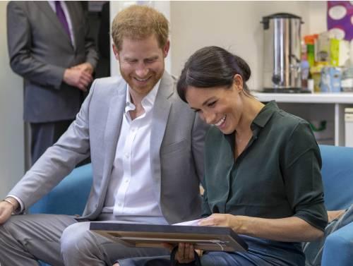 Royal Family, i giovani e ammirati principi 7