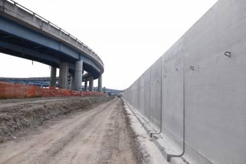 Il muro anti droga a Rogoredo 3