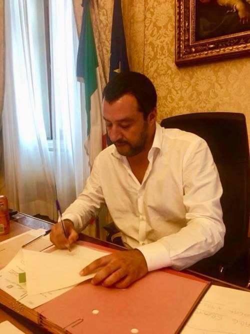 L'imam incitava al terrorismo. E Salvini firma la sua espulsione