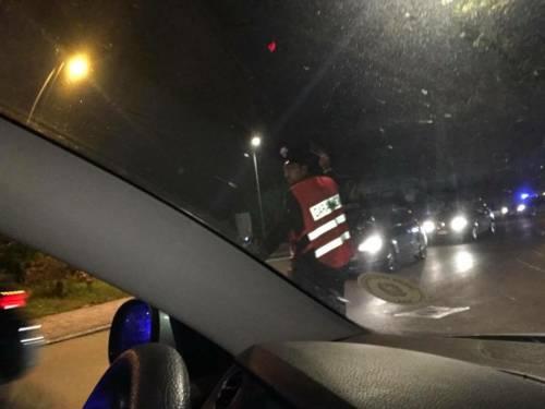 Brusciano, gambizzato mentre rientrava dal lavoro: i carabinieri sul posto 2