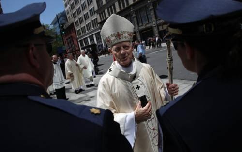 Abusi su minori, Francesco accetta le dimissioni del cardinale Wuerl