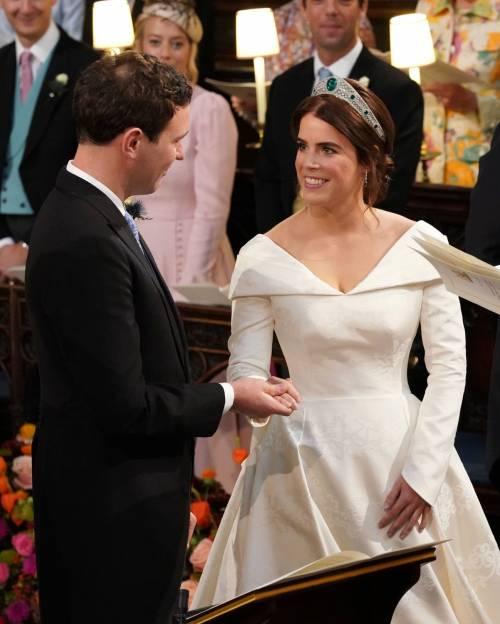 Principessa Eugenia, le foto del matrimonio