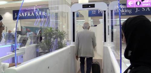 Dubai, in aeroporto il controllo del passaporto si fa in 15 secondi