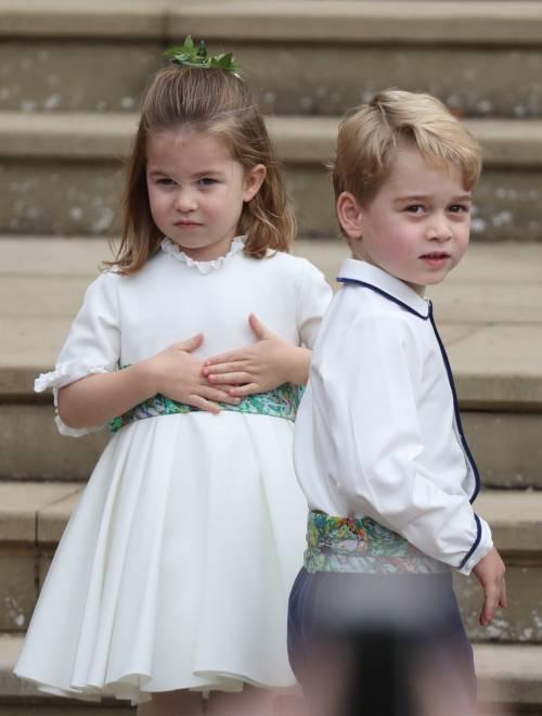 Principessa Eugenia, gli invitati alle nozze: foto