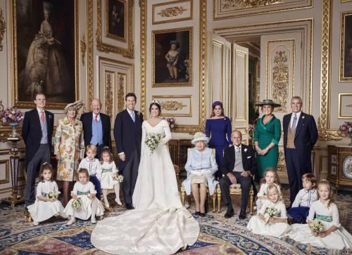 Principessa Eugenia, le foto delle nozze