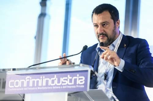 """""""Il testo è quello e non cambia"""". Così Salvini gela Di Maio"""