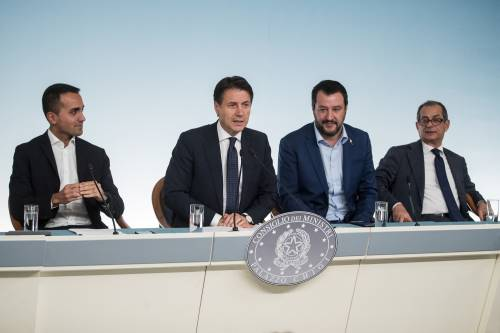 "Salvini avvisa Tria: ""Niente manovra timida, ho avuto pazienza..."""