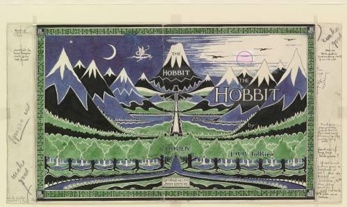 Mappe, disegni, lingue e miti... E Tolkien creò la Terra di Mezzo