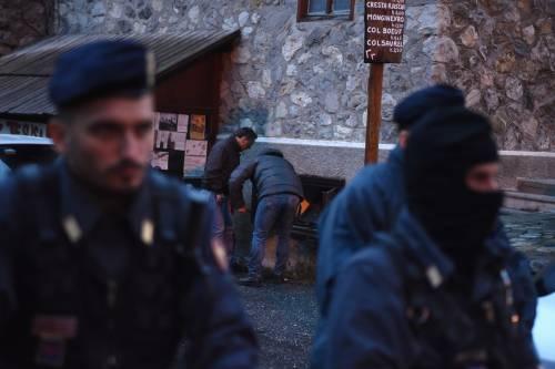 """Claviere, la polizia contro i francesi: """"La toppa è peggio del buco"""""""