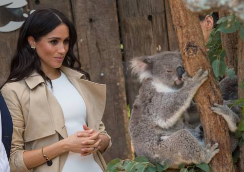 Meghan Markle in Australia: le foto 6