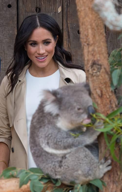 Meghan Markle in Australia: le foto 7