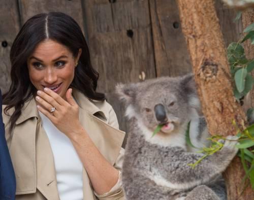 Meghan Markle in Australia: le foto 8