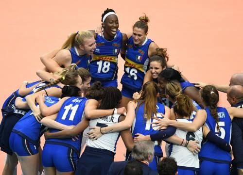Azzurre, chi sono le donne della pallavolo che voleranno a Tokyo