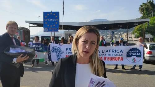 """""""Non passa lo straniero"""",  FdI in piazza il 4 novembre"""