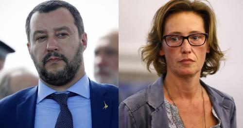 """""""Matteo Salvini è uno sciacallo"""" Ora la Cucchi rischia il processo"""