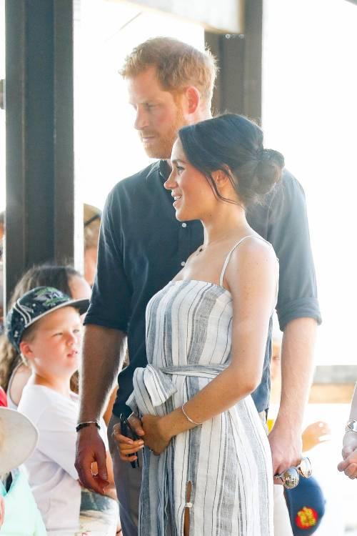 Il Principe Harry e Meghan Markle in Australia 2
