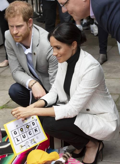 Il Principe Harry e Meghan Markle in Australia 3