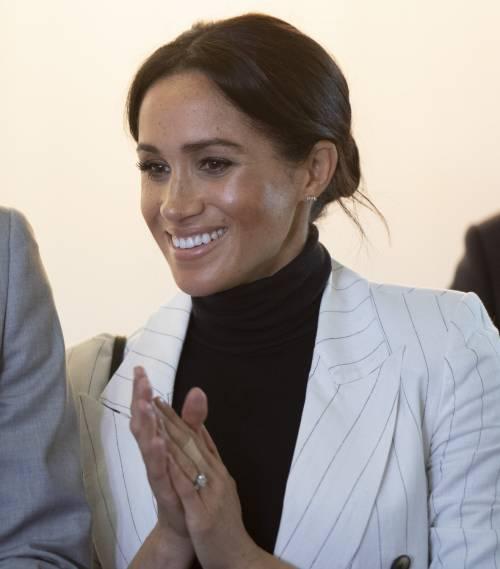 Il Principe Harry e Meghan Markle in Australia 4