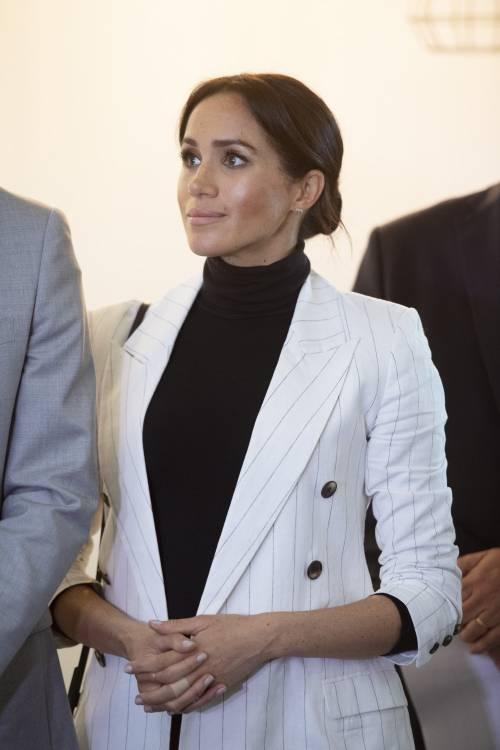 Il Principe Harry e Meghan Markle in Australia 5