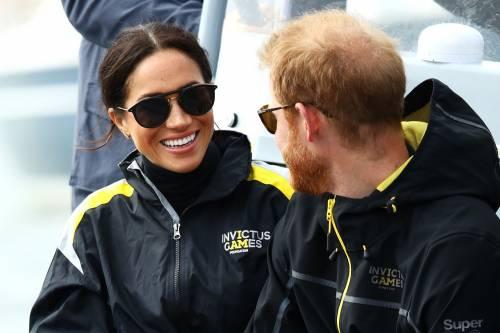 Il Principe Harry e Meghan Markle in Australia 6