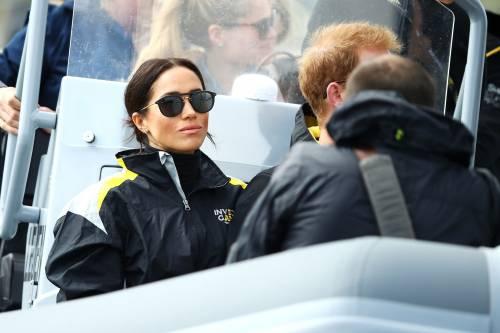 Il Principe Harry e Meghan Markle in Australia 7