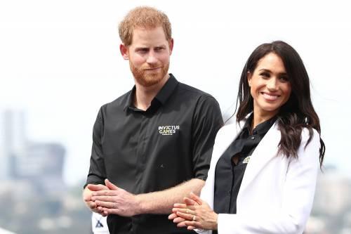 Il Principe Harry e Meghan Markle in Australia 8