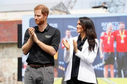Il Principe Harry e Meghan Markle in Australia 9