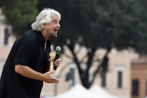 Grillo, lo show è un caso. La Rai pronta a pagare 30mila euro