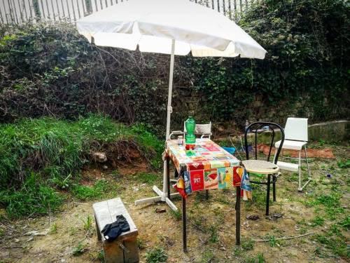 Valle Aurelia, i mini-appartamenti dei rom a Monte Ciocci 2