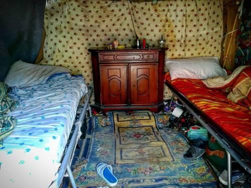 Valle Aurelia, i mini-appartamenti dei rom a Monte Ciocci 5