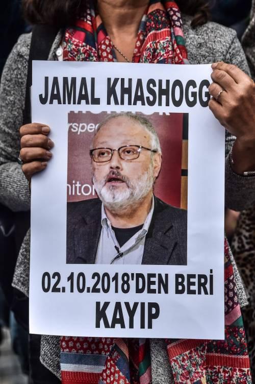 Khashoggi, macabra battuta sui giornalisti del presidente ceco Zeman