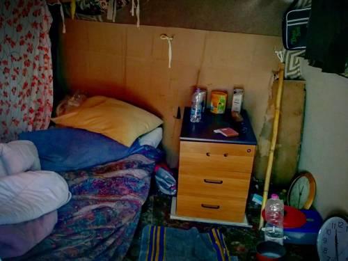 Valle Aurelia, i mini-appartamenti dei rom a Monte Ciocci 8