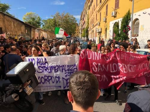 Matteo Salvini va dove hanno ucciso Desirée 2