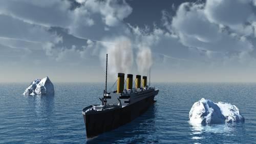 La replica del Titanic salperà nel 2022