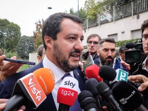 Salvini sdogana il Qatar: investimenti in Italia e sostegno in Libia