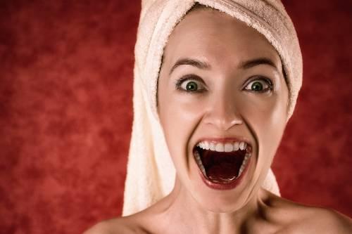 L'acne in età adulta non è poi così strana