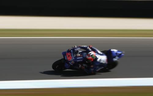 Motogp, Australia: Vinales vince davanti a Iannone e Dovizioso. Ritiro per Marquez