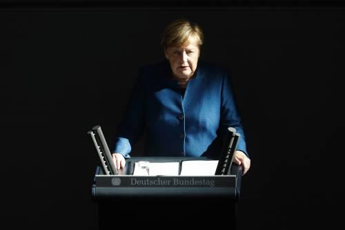 Il piano segreto della Merkel: Berlino prepara lo scudo anti-Italia
