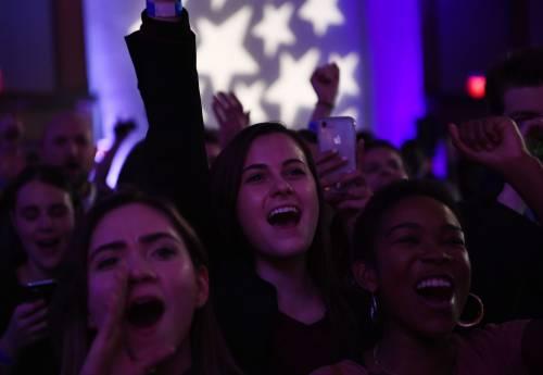 Bianche, ricche e laureate: il profilo delle progressiste Usa